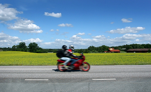 Utah Motorcycle Accident Lawyer